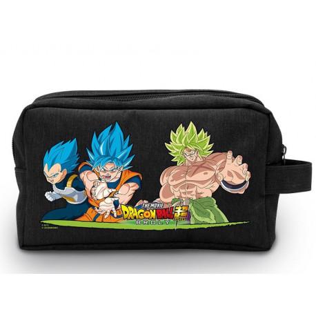 Neceser Broly vs Goku & Vegeta Dragon Ball