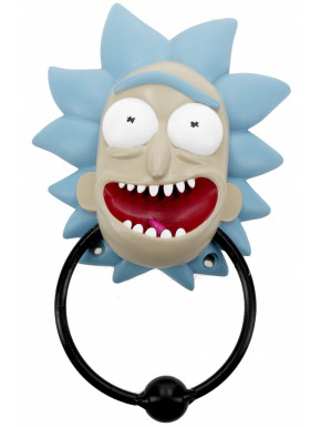 Llamador de puerta Rick y Morty Rick