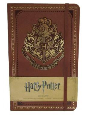 Libreta Harry Potter Hogwarts
