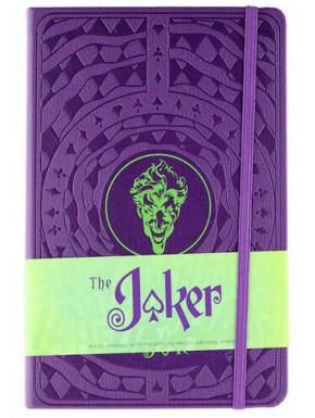 Libreta The Joker