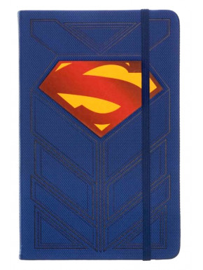 Libreta Superman Logo