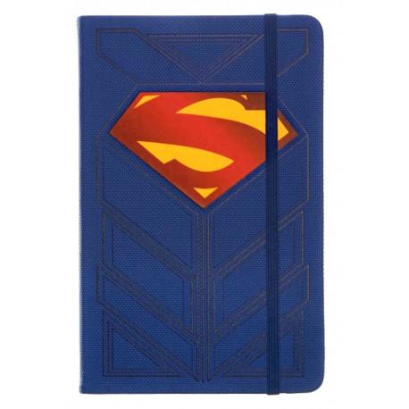 Libreta Superman Logo
