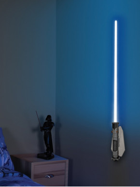 Lámpara Sable Láser Star Wars