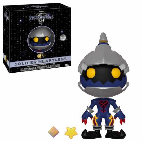Funko 5 Star Sincorazón Soldado Kingdom Hearts 3 Disney