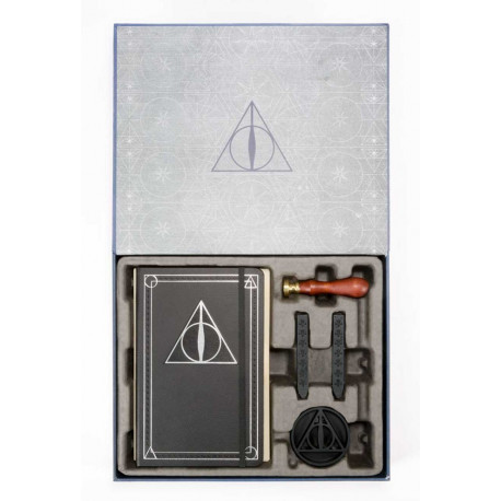 Set de Papelería Deluxe Harry Potter Reliquias de la Muerte