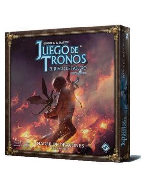 Juego de mesa Juego de Tronos: Madre de Dragones