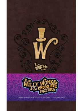 Libreta Willy Wonka