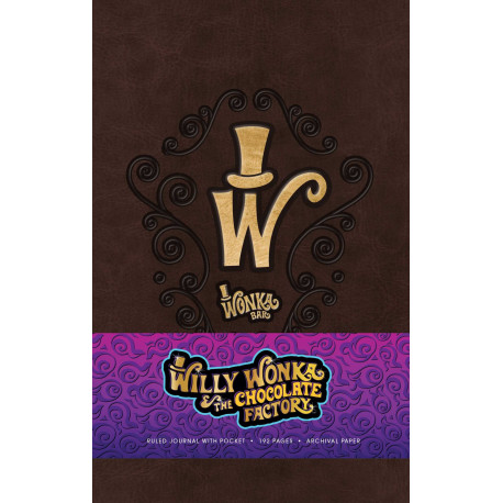 Libreta Willy Wonka