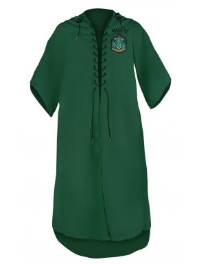 Túnica de Quidditch Slytherin Harry Potter