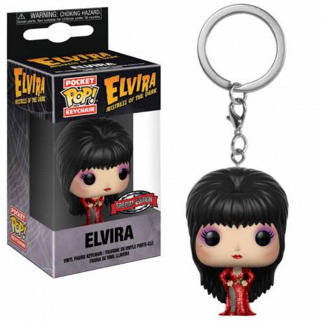 revisar categorías Llavero mini Funko Pop! Elvira Reina de las Tinieblas Ed. Especial