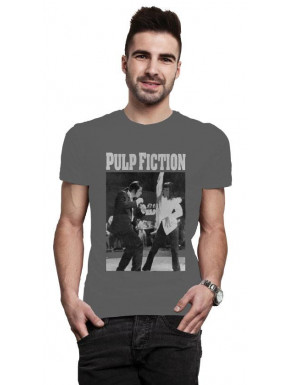 Camiseta Dancing Pulp Fiction