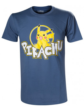 Camiseta Pikachu Pokemon