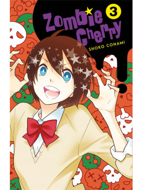 Libro Cómic Zombie Cherry 3