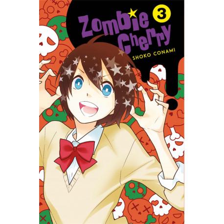 Libro Cómic Zombie Cherry 3