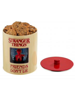 Bote de Galletas Retro Stranger Things