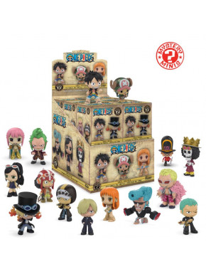 Mini Funko Sorpresa One Piece