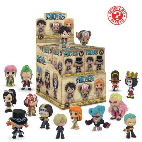 Mini Funko Sorpresa One Piece