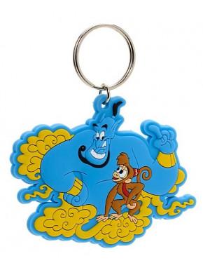 Llavero Caucho Genio Aladdin Disney