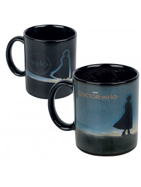 Taza Térmica New Dawn Doctor Who