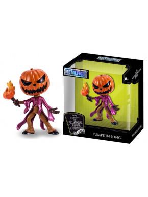 Minifigura Pumpkin King Pesadilla Antes de Navidad Metalfigs Diecast Pixar