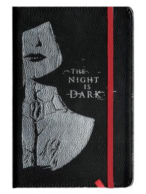 Libreta Juego de Tronos The Night is Dark