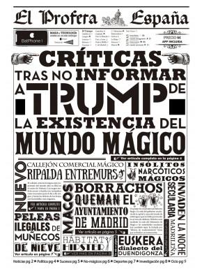 Periódico El Profeta Edición España 2 Interactiva