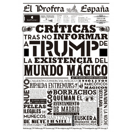 Periódico El Profeta Edición España 2