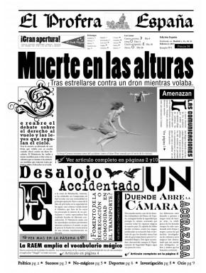 Periódico El Profeta Edición España 1