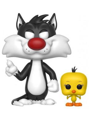 Funko Pop! Silvestre y Piolín Looney Tunes