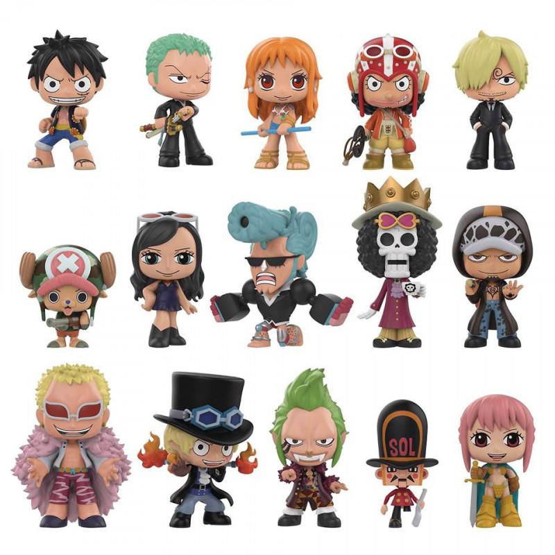 Mini Funko Sorpresa One Piece Por Solo 8 90