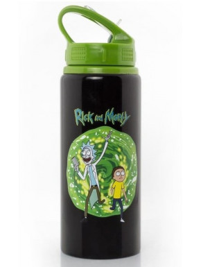 Botella Cantimplora Rick y Morty