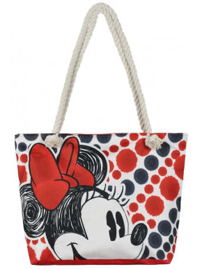 Bolso Playa Minnie Disney