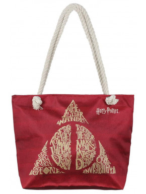 Bolso Playa Reliquias de la Muerte Harry Potter
