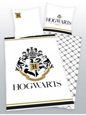 Funda Nórdica Hogwarts Harry Potter Gold