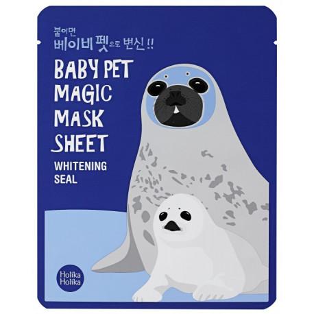 Mascarilla facial Baby Pet Pug HOLIKA HOLIKA