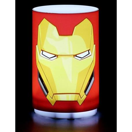 Lámpara mini Iron Man Marvel