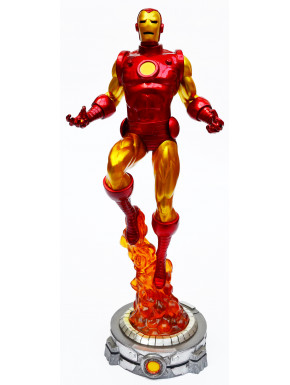 Figura Iron Man Marvel Diamond Select 28 cm