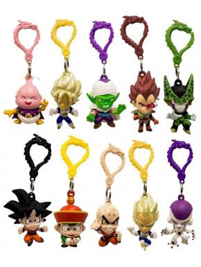 Llavero Minifigura Sorpresa Dragon Ball