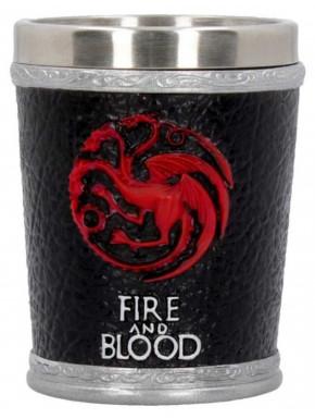 Vaso de chupito Deluxe Targaryen Juego de Tronos