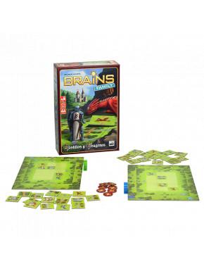 Juego de mesa Brains Castillos y Dragones