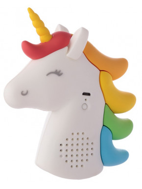 Altavoz Unicornio y Arcoiris Bluetooth