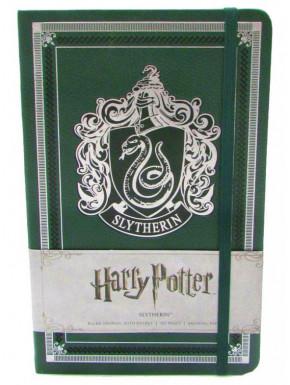 Libreta Harry Potter Slytherin