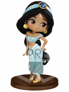 Figura Jasmin Disney Banpresto Q Posket 7 cm