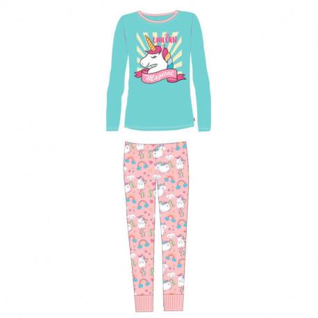 Pijama chica Unicornio
