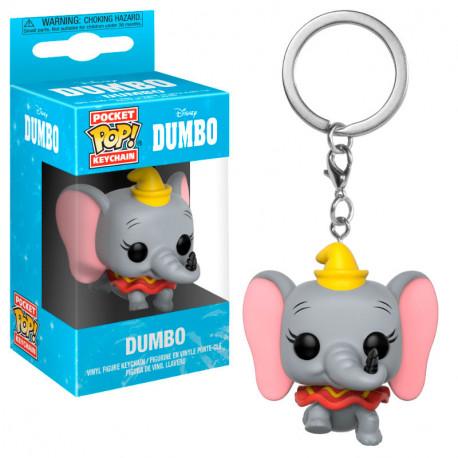 Llavero mini Funko Pop! Dumbo Disney