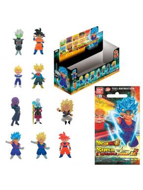 Minifigura Sorpresa Dragon Ball Bandai 5 cm