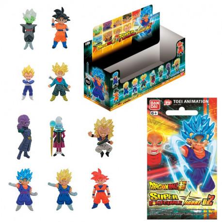 Minifigura Sorpresa Dragon Ball