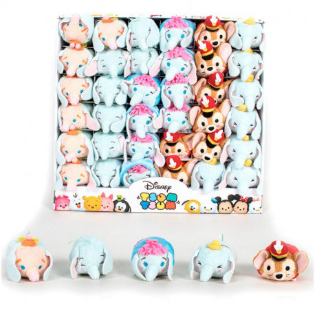 Peluche Sorpresa Tsum Tsum Dumbo Disney Por 390 Lafrikileriacom