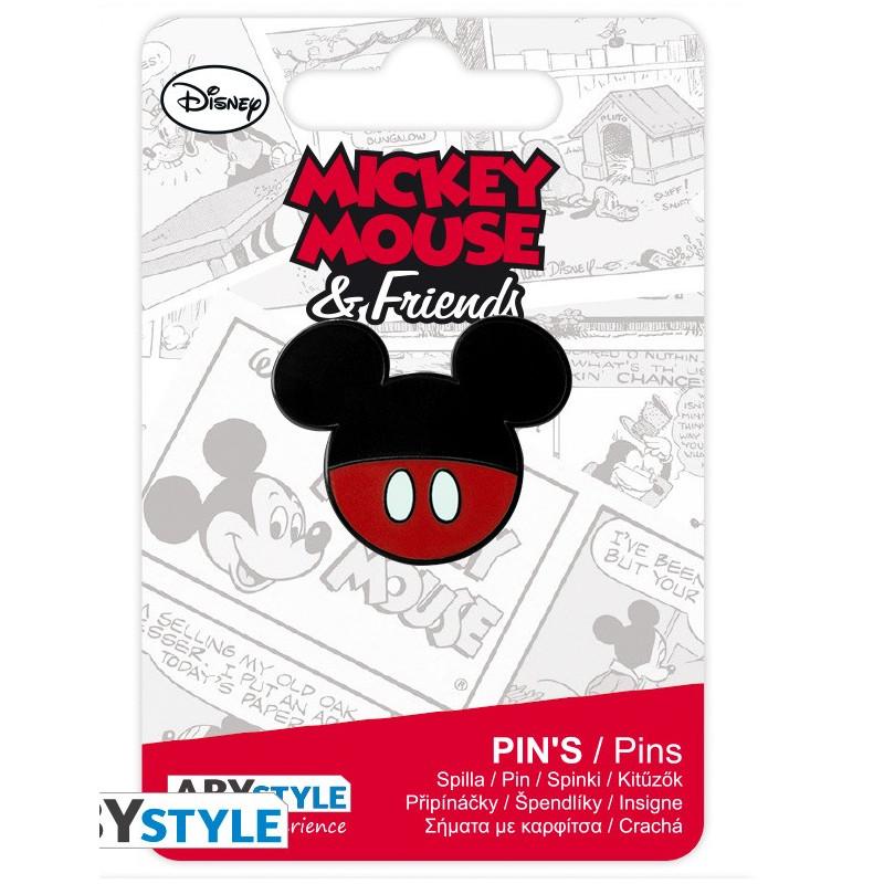 Pin Mickey Mouse Pantalon Disney Solo 4 90 Lafrikileria Com