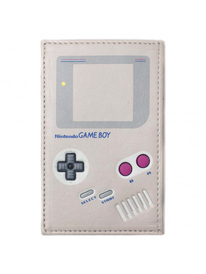 Cartera Tarjetero Game Boy Nintendo